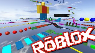 Roblox MEGA OBSTACLE COURSE! [540 OBSTACLES]