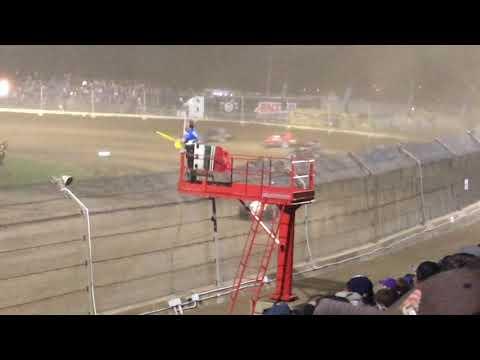 Sprint Car Feature Kokomo Speedway 4/6/19