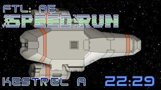 FTL | Speedrun | Kestrel A | 22:29