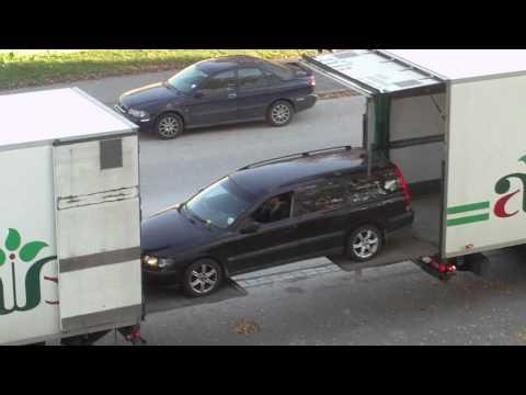 Danskar kan :))bilen hämtat på Brunskogsgatan i Eskilstuna -Sverige