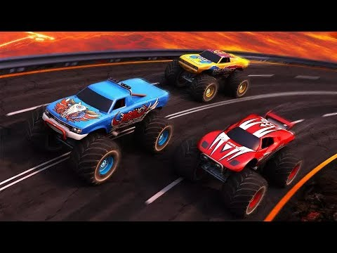 MONSTER TRUCKS RACING GAMES - Offroad Free Racing Monster Truck Simulator Android Games