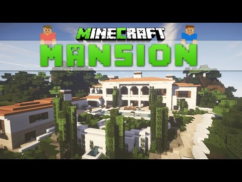 how to build a italian mansion in minecraft