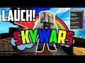 Gomme Spielzeit (vlt. Bug) + Finnofant ist 1 Lauch 🍵 Minecraft Skywars auf GommeHD.net 🐘 Finnofant