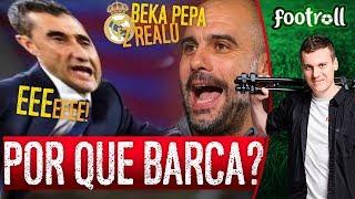 Barcelona taka nie za dobra | Guardiola ciśnie Real i Chelsea