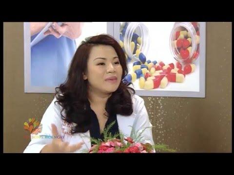 Pgs.Ts.Bác sĩ da liễu Lê Ngọc Diệp, tư vấn điều trị mụn (mụn thâm) và nám da