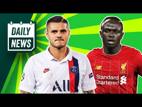 The Premier League is BACK + PSG race for Icardi deal! ► Daily News