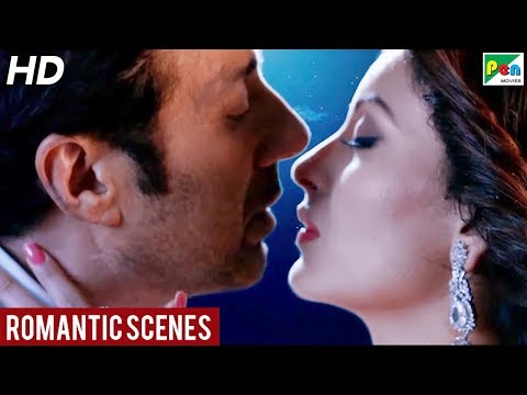 Sunny Deol & Urvashi Rautela Romantic Scene | Singh Saab The Great | Popular Hindi Movie