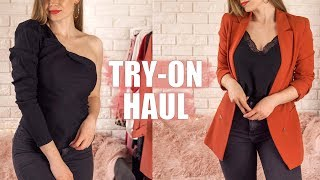 TRY-ON HAUL | WIOSNA 2019