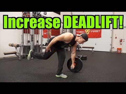 Top 5 Exercises to Increase Deadlift   BREAK THROUGH PLATEAUS!