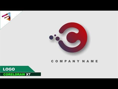 Create a 3D Logo with CorelDraw #1.