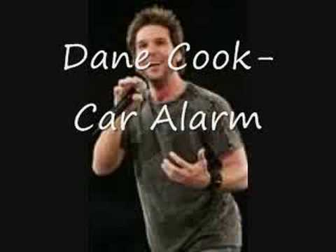 Dane Cook-Car Alarm