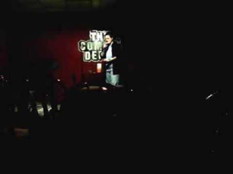 Gina Stitzer The Comedy Depot Women Behaving Badly 8/9/13