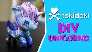 Diy Tokidoki Unicorno - Cosmo