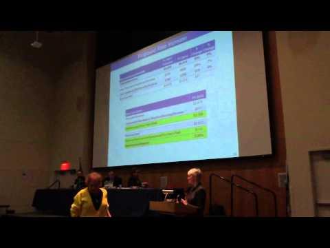 Staten Island Water Rate Hearing - 5/19/2014