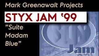 Mark Greenawalt singing with Equinox, a Styx tribute band