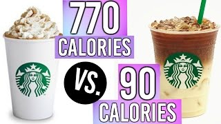 How To: Healthy Starbucks! DIY Drinks + What to Order!