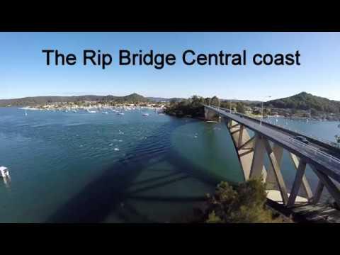 The Rip Bridge Central coast