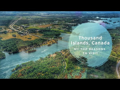 Thousand Islands, Canada: