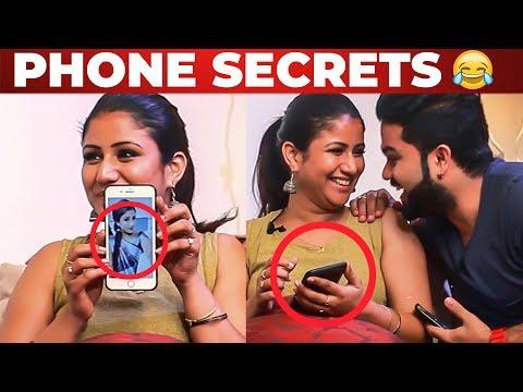 FUNNY: Alya Manasa and Sanjeev Phone Secrets Revealed