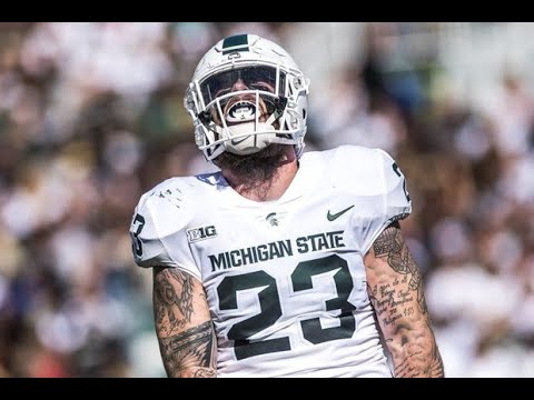 Michigan State's senior class showcases 'retribution,' hopes to leave on high note