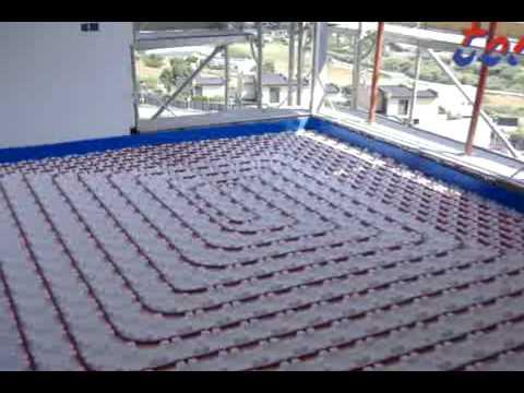 Calefaccion por suelo radiante funnycat tv - Calefaccion radiadores o suelo radiante ...