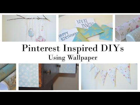 pinterest-inspired-home-decor-diys-using-wallpaper