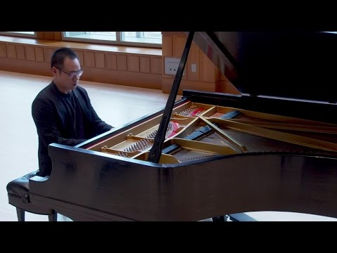 RACHMANINOFF Presto, from Moments musicaux