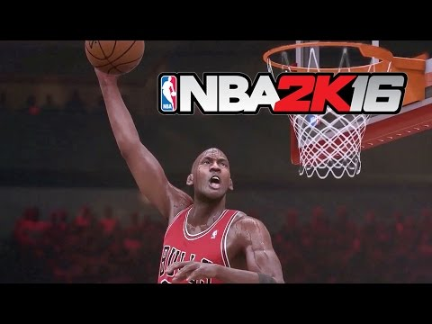 NBA 2K16 Presents: Play Now Online Trailer