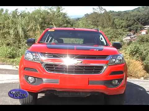 Auto Focus Car Review Chevrolet Trail Blazer 2017