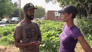 Amplify Baltimore Episode 2: City Farms Featuring Denzel Mitchell & Five Seeds Farm