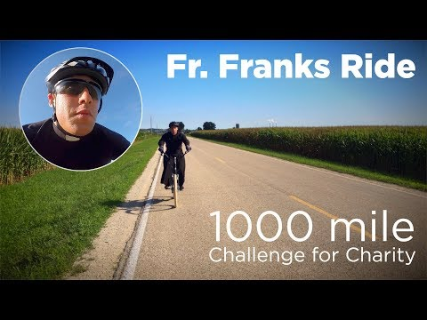 Fr. Franks Ride –End to End 2018