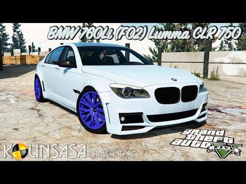 BMW 760Li (F02) Lumma CLR 750 [add-on]