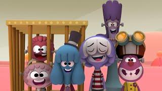 Especial Halloween. Jelly Jamm. El Monstruo del aburrimiento (T2. Ep.62)