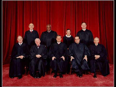 Supreme Court 5-4 Decisions Screws U.S. All!