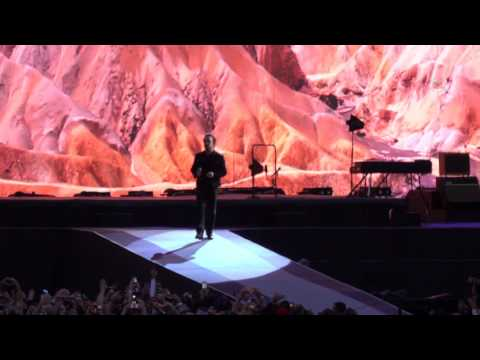 """U2 """"With Or Without You"""" The Joshua Tree Tour Live from Dublin (4K)"""