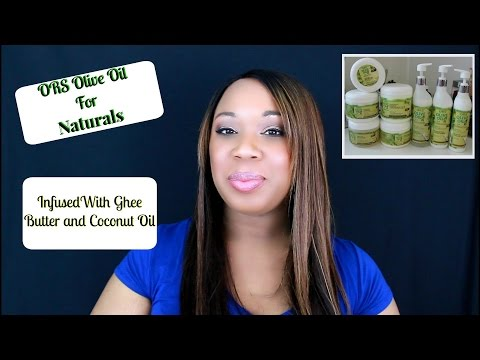 ORS Olive Oil First Impressions Review