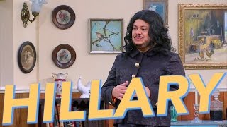 Hillary - Marcus Majella + Catarina Abdala - Vai Que Cola + Humor Multishow