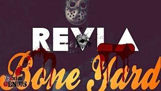 Revla - Bone Yard (Alkaline Diss) Old Clarks Riddim - January 2017
