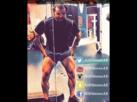 Trapezius Calves and forearms best workout
