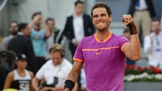 Nadal's Historic Run-Kyrgios Coach-Mother's Day Celebrations