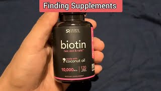 Sports Research Biotin Supplement - what is it for?