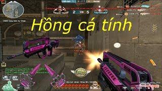 [ Bình Luận CF ] FAMAS G2-Neon Pink - Tiền Zombie v4