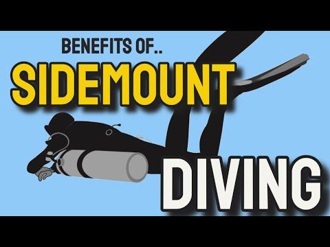 Sidemount Scuba Diving!