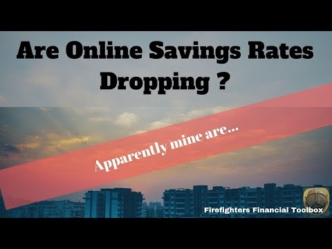 ONLINE BANK RATES ARE DROPPING 2019?: WHERE CAN I GET THE BEST RATE?