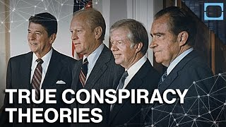13 Conspiracy Theories That Turned Out To Be Real