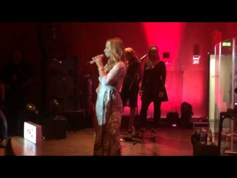 Anastacia live @ WDR2 radio show, July 15th 2014, Cologne/Germany Part 5