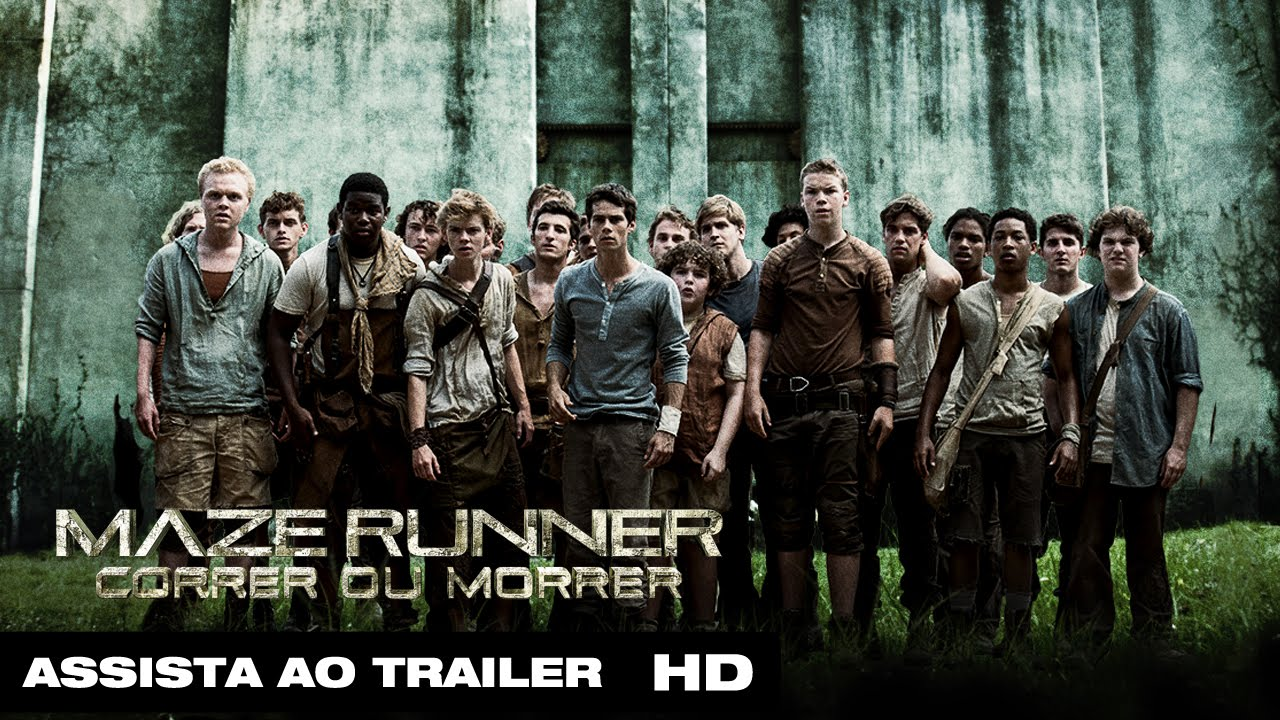 Download Maze Runner - Correr ou Morrer   Trailer Legendado HD   2014