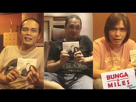 #BUNGAANDMILES | Album Review #1 (Once Mekel, Pay Burman & Irwan Simanjuntak)