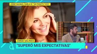Jorge Salinas habla de su experiencia al grabar Un poquito tuyo en Imagen TV   De Primera Mano