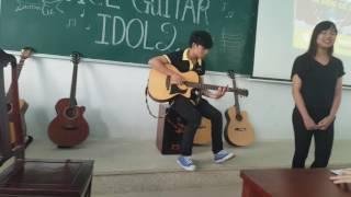 HCE Guitar Idol 2- Mashup xe đạp ngây ngô